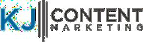 KJ Content Marketing Logo